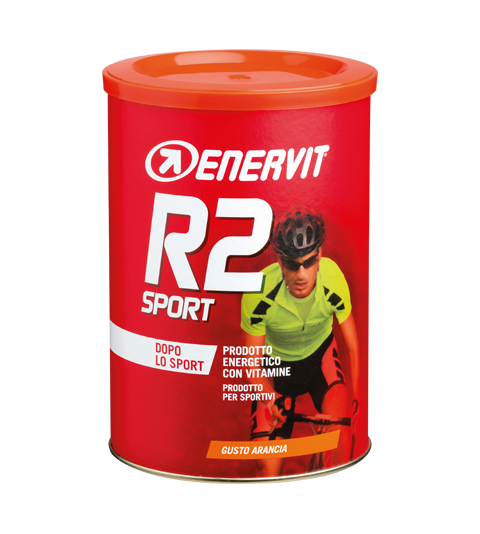 ENERVIT R2 SPORT BARATTOLO - Orange