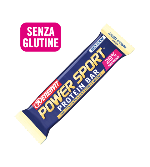 ENERVIT POWER SPORT PROTEIN BAR VANIGLIA – YOGURT - Vaniglia-Yogurt