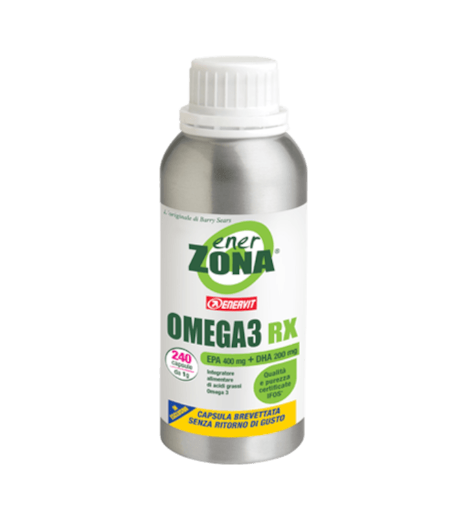 ENERZONA OMEGA 3 RX  240 cps - Neutro