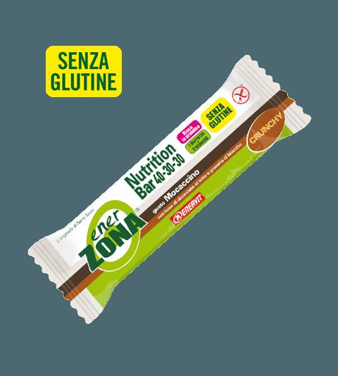 ENERZONA NUTRITION BAR 40-30-30 MOCACCINO