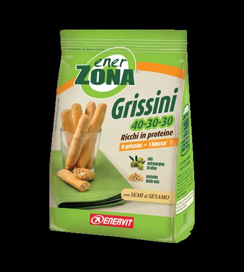 ENERZONA GRISSINI 40-30-30