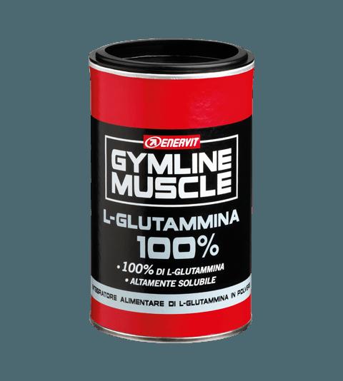 ENERVIT GYMLINE MUSCLE L-GLUTAMMINA 100%
