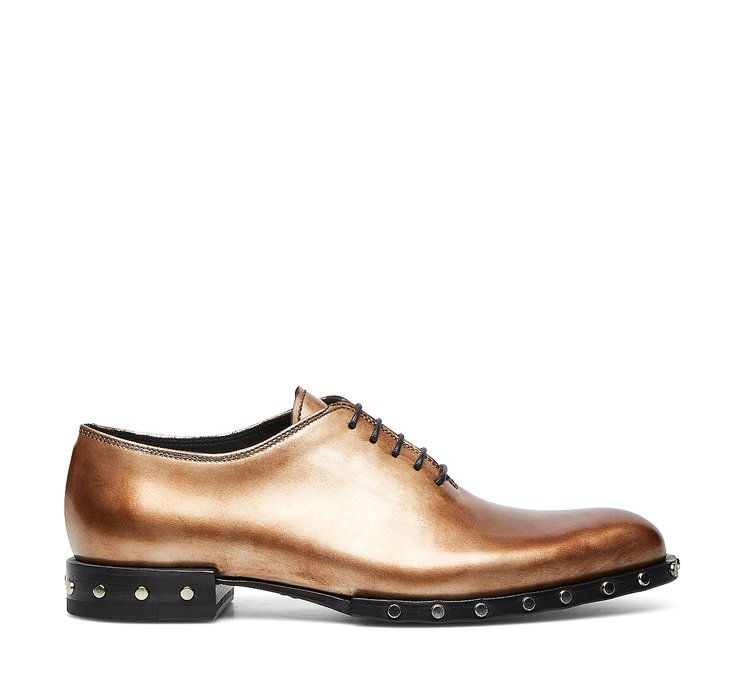 Barracuda Oxfords in exquisite calfskin