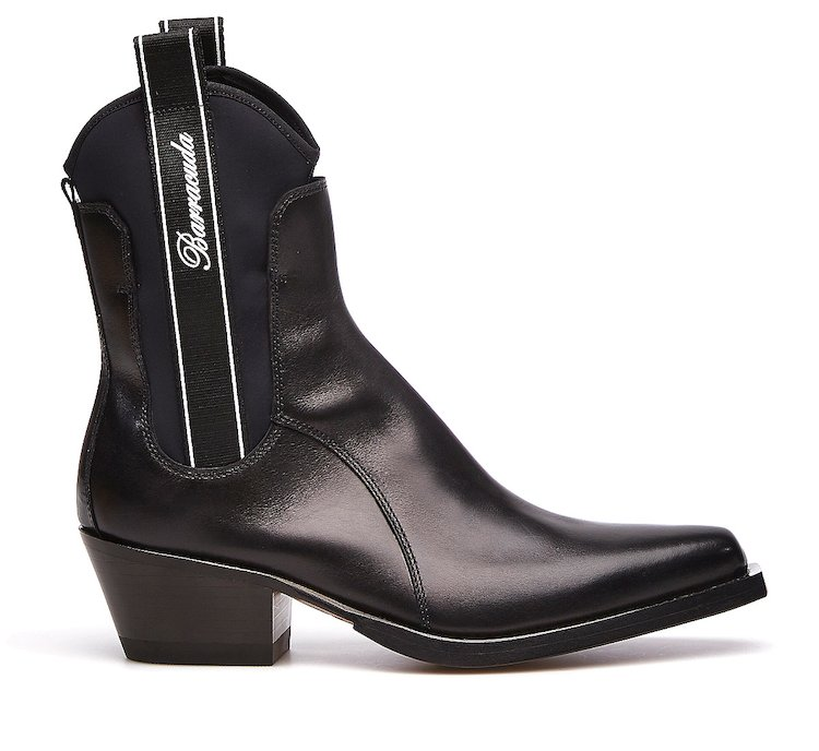 Texan style Barracuda ankle boots