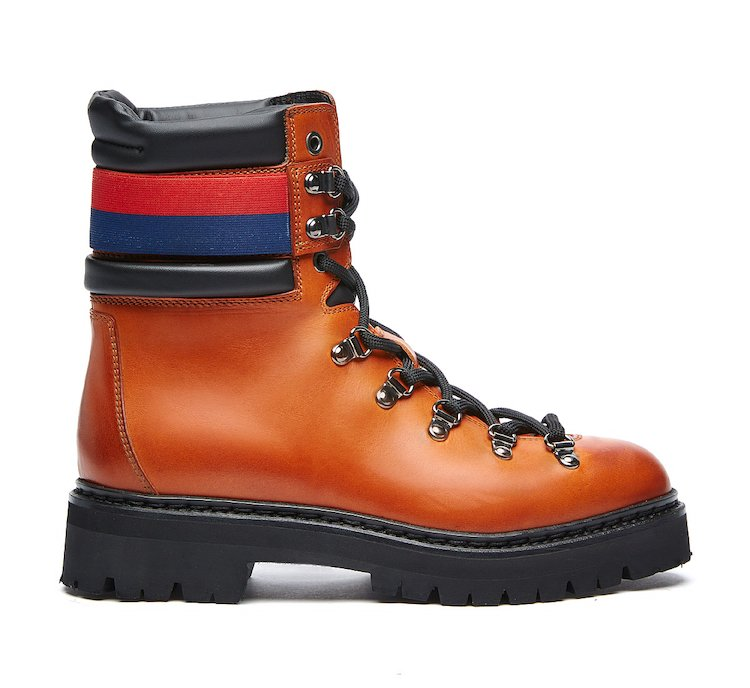 Непромокаемые ботинки Barracuda из высококачественной телячьей кожи