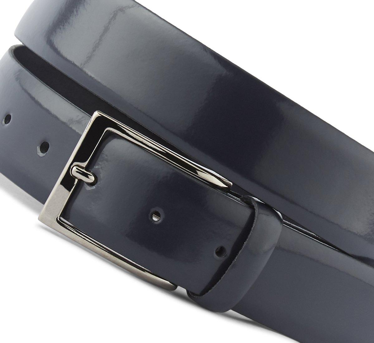 Cintura in vitello abrasivato