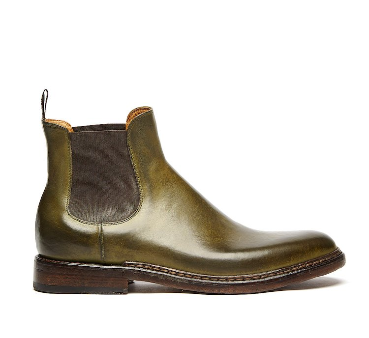 Barracuda Beatle boot in luxury calf leather