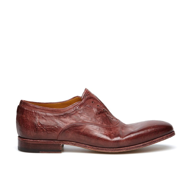 Barracuda soft calfskin derbies