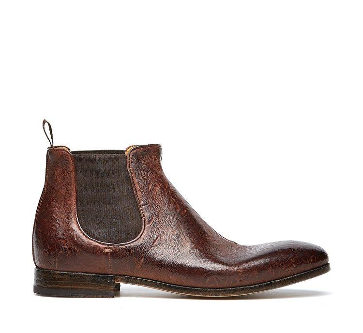 Barracuda Beatle boots in soft calfskin