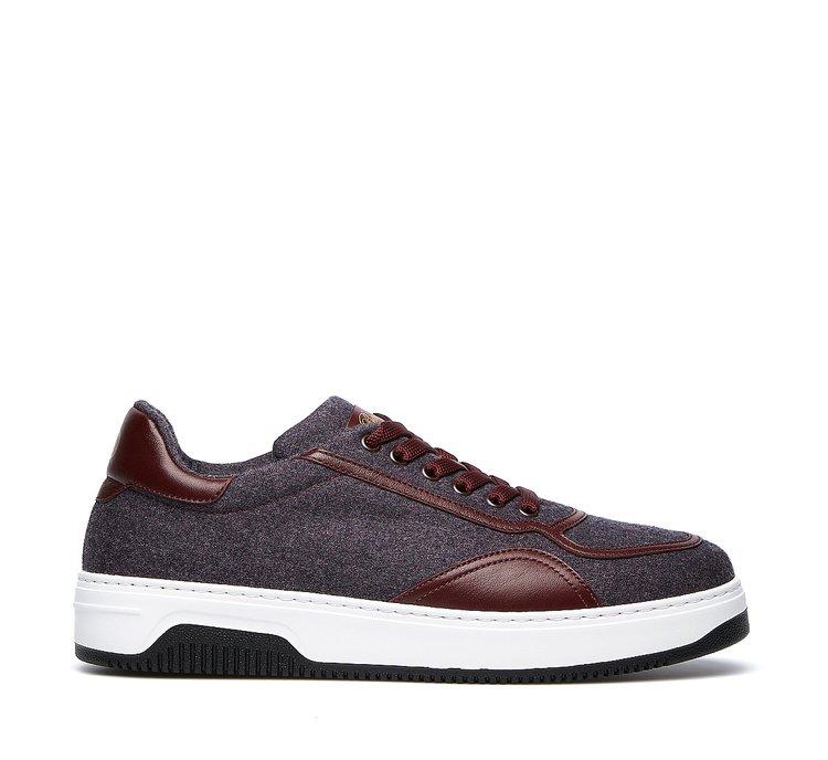 Newbreathable/dry sneaker by Reda Active Merino Wool