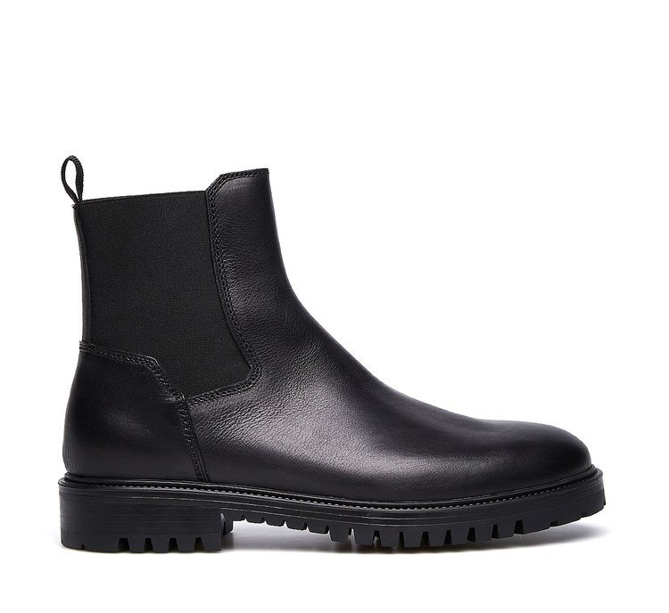 Barracuda Beatle boots in exquisite calfskin