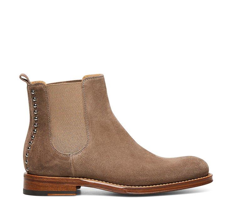 Calfskin Beatle boots