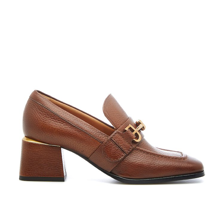 Loafer in luxury calf leather
