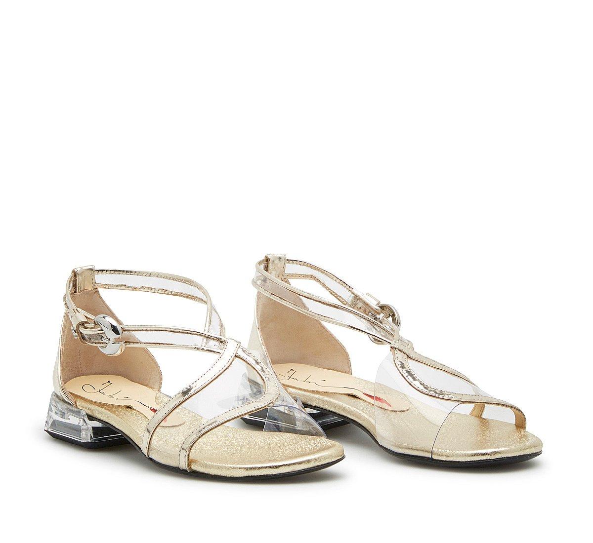 Sandalo in laminato