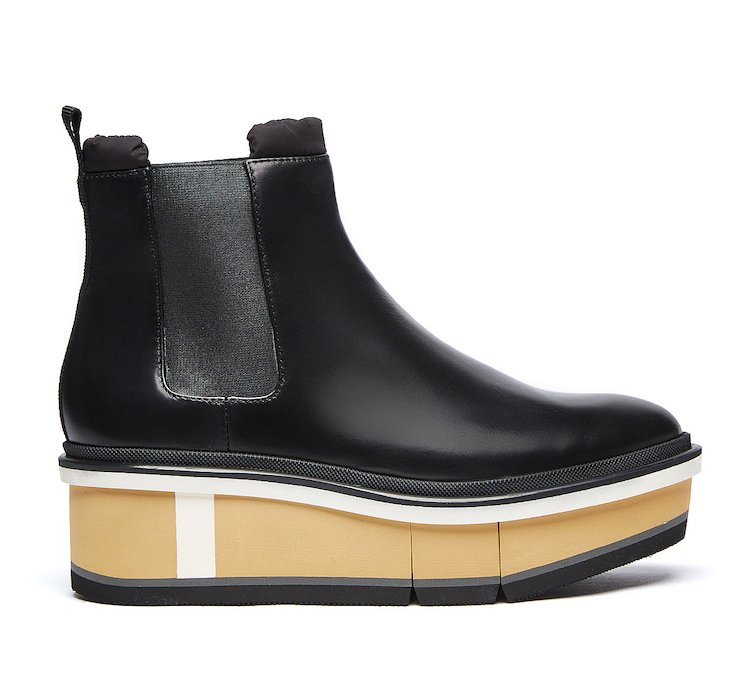 Fabi MICRO Beatle boot in calf leather