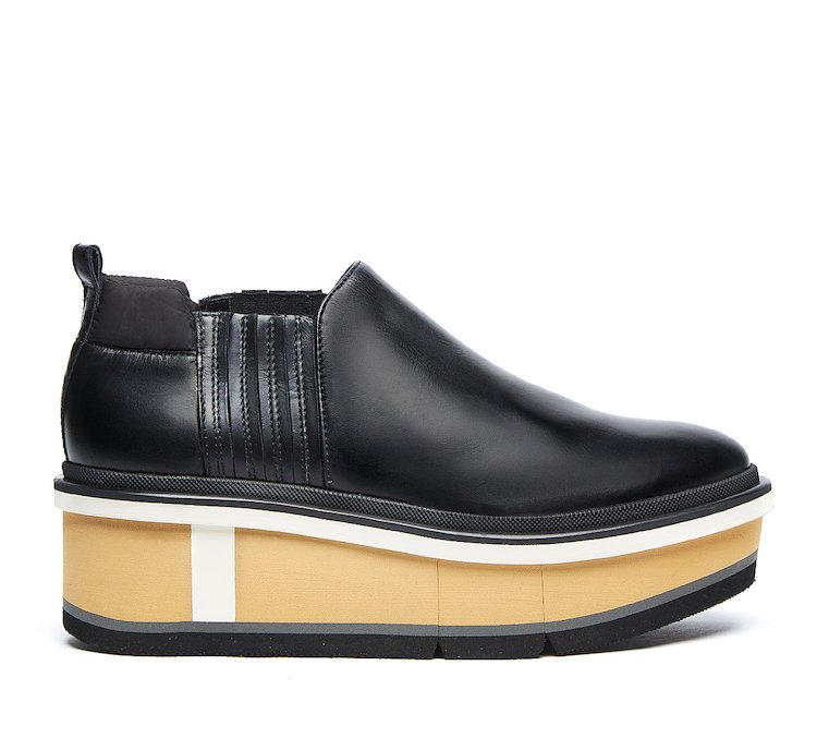 Fabi MICRO lace-ups in soft calf leather