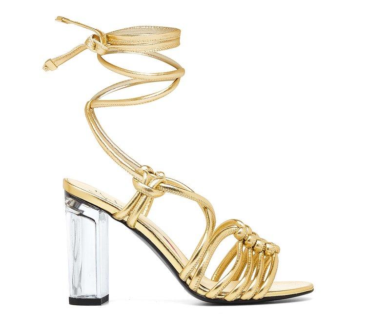 Soft nappa sandals