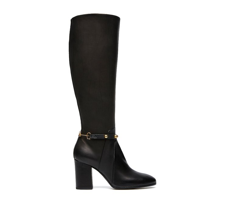 Boots in soft, exquisite calfskin