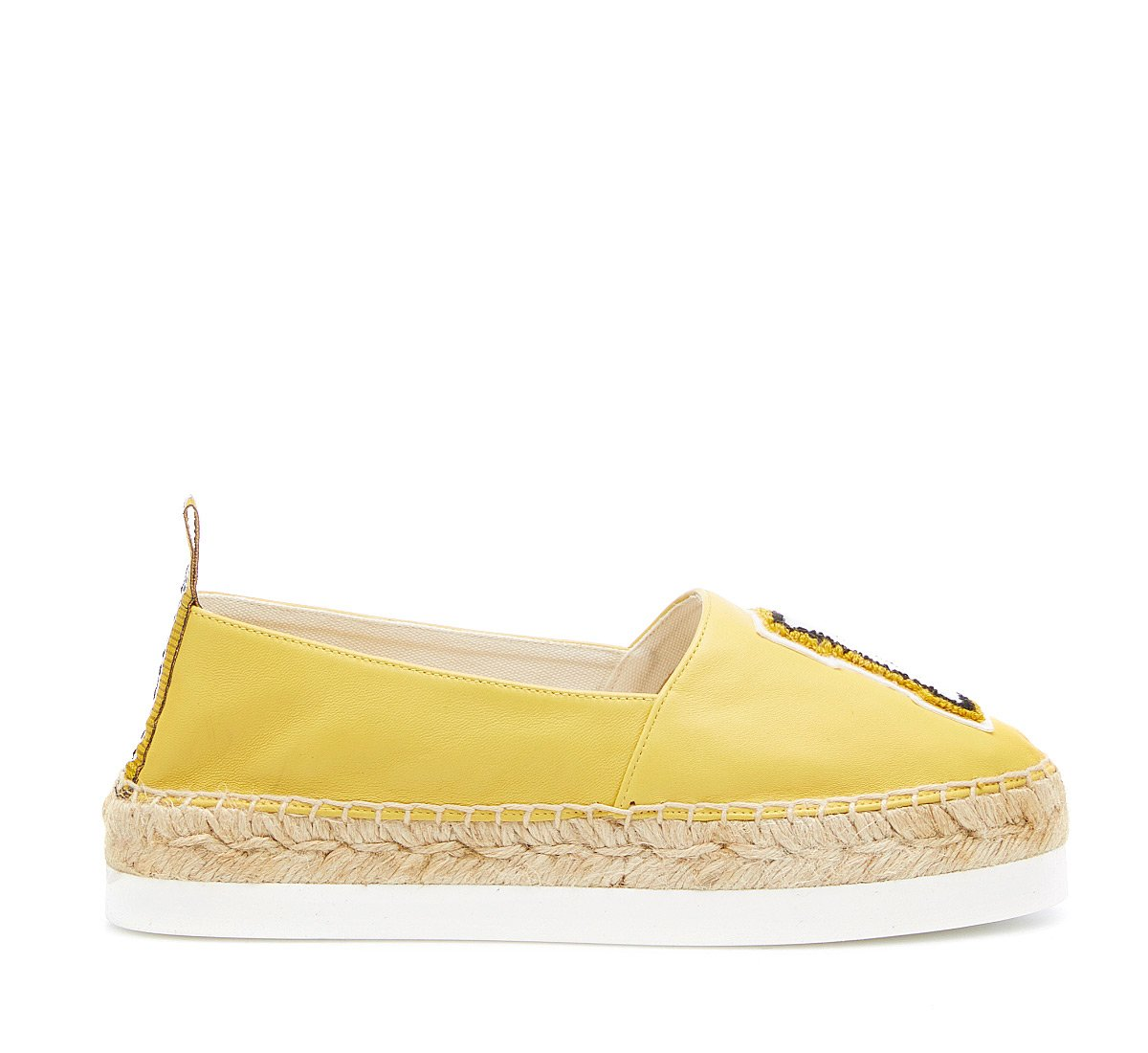 Espadrilles in preppy style