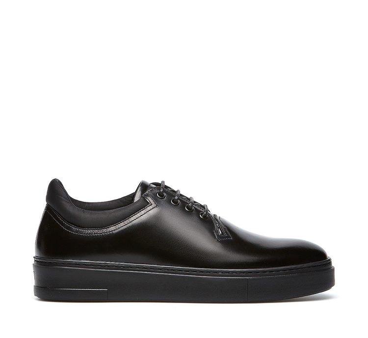 Туфли на шнуровке Fabi из мягкой телячьей кожи