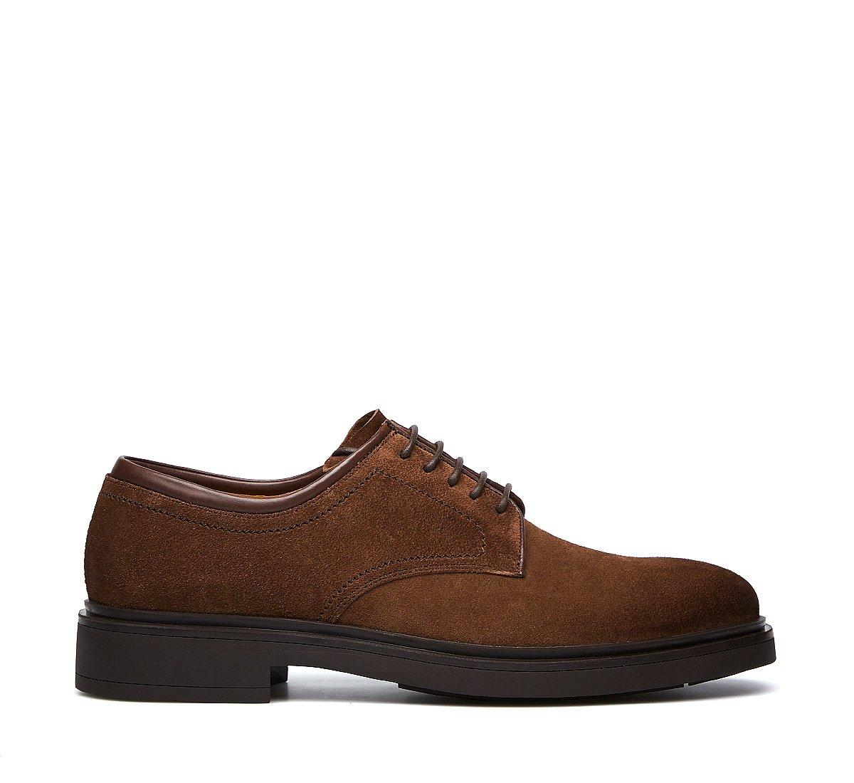 Туфли-оксфорды из мягкой телячьей кожи