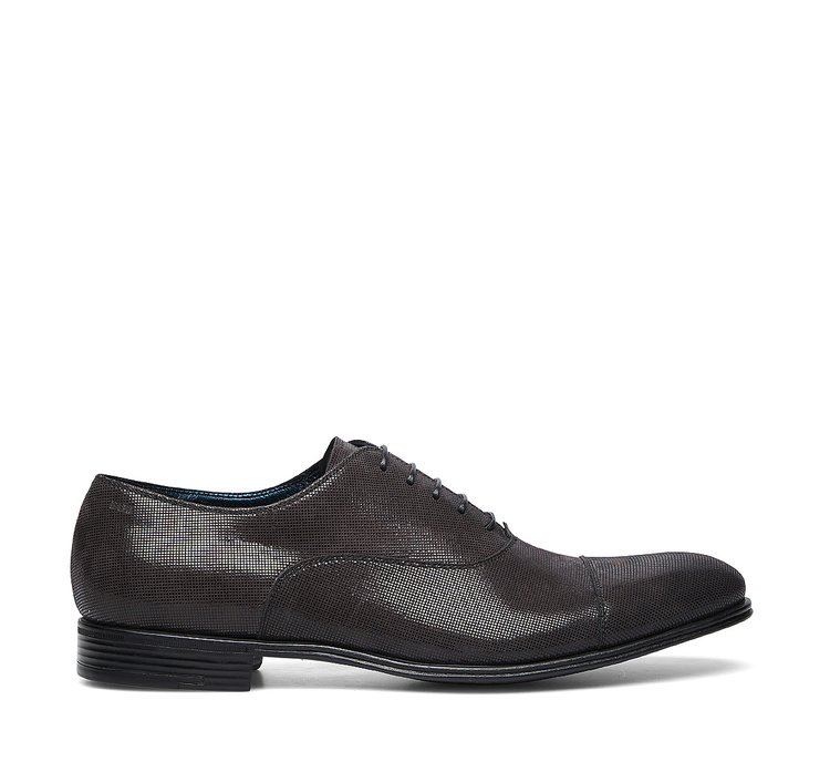 Glossy calfskin Oxfords