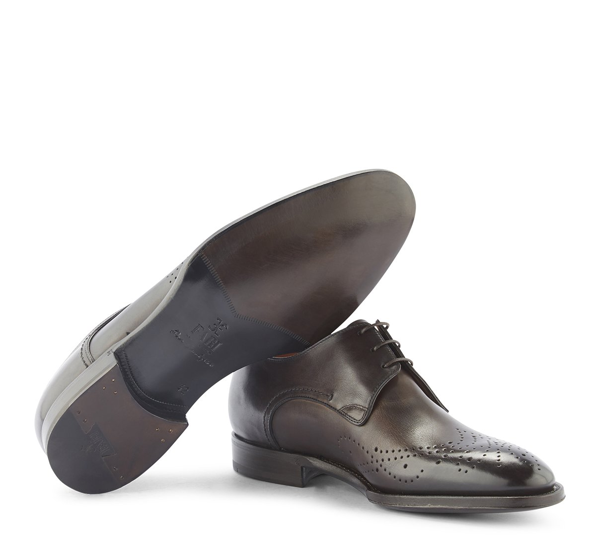 Derby Flex Goodyear in vitello