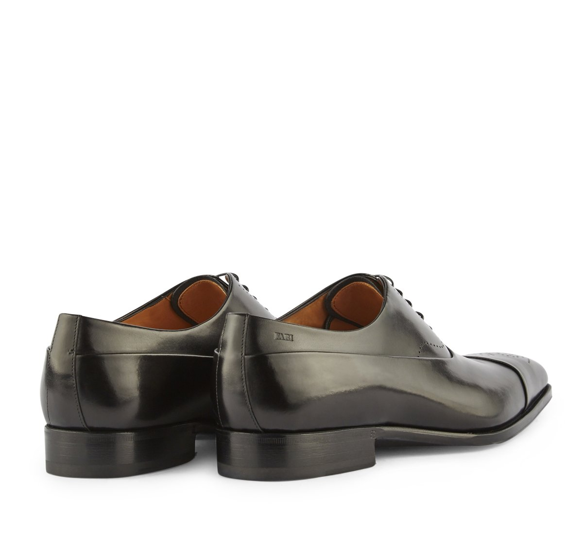 Туфли на шнуровке Flex из телячьей кожи