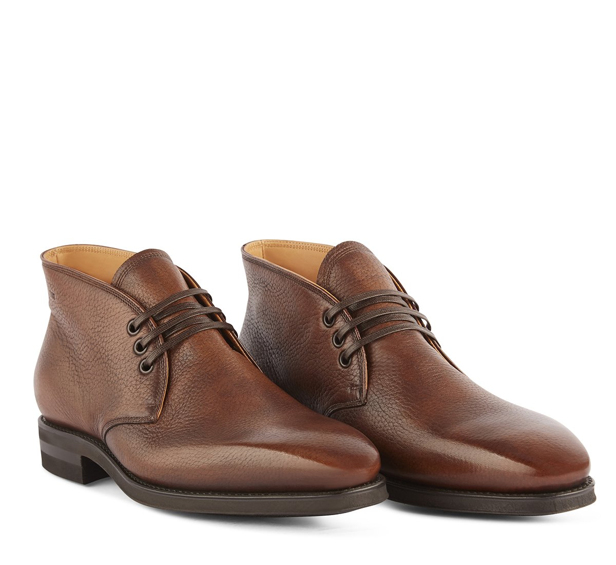 Ботинки Flex Goodyear из замши