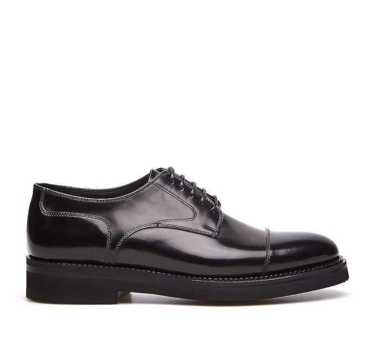 Classic Fabi derby in calf leather