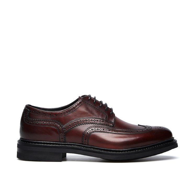 Flex Goodyear Oxfords in exquisite calfskin