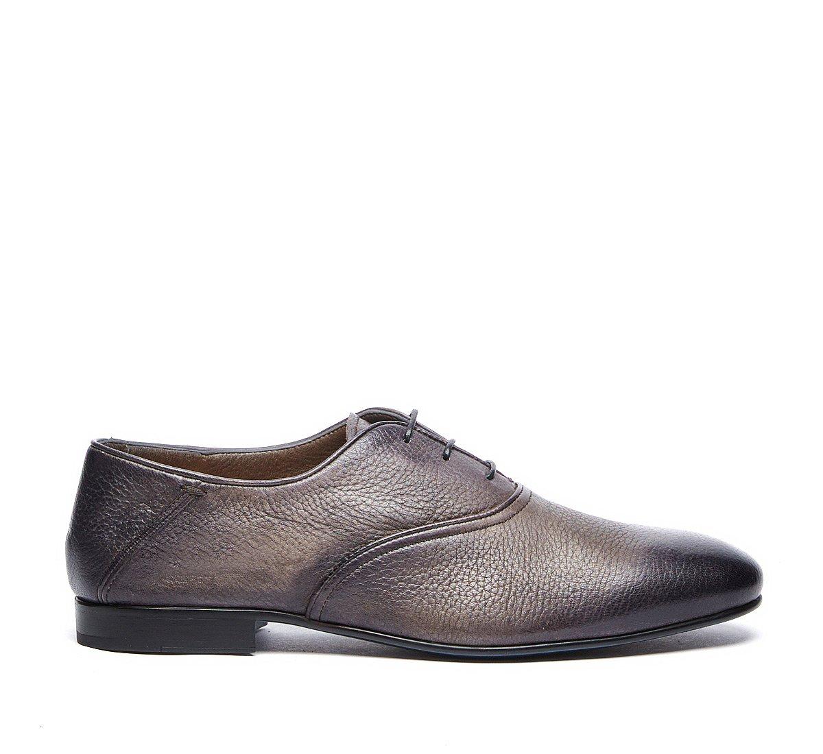 Туфли-оксфорды из мягкой олень