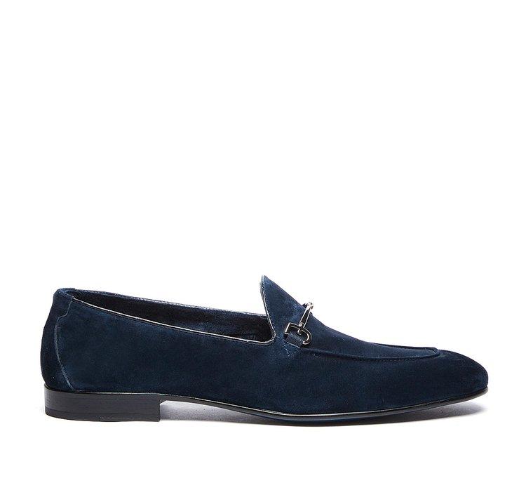 Fabi Classic soft calfskin moccasins