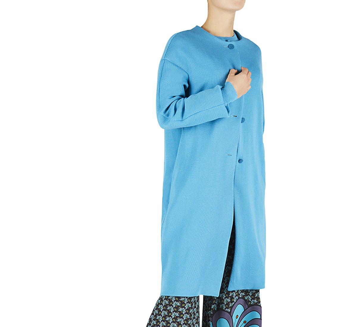 Cappotto in calda lana