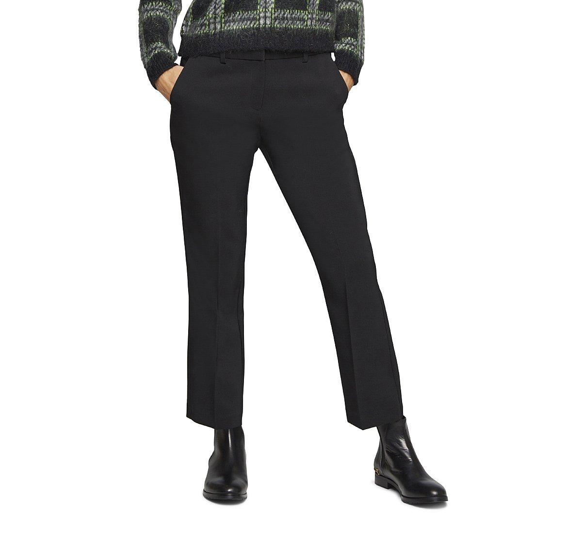 Базовые брюки из ткани