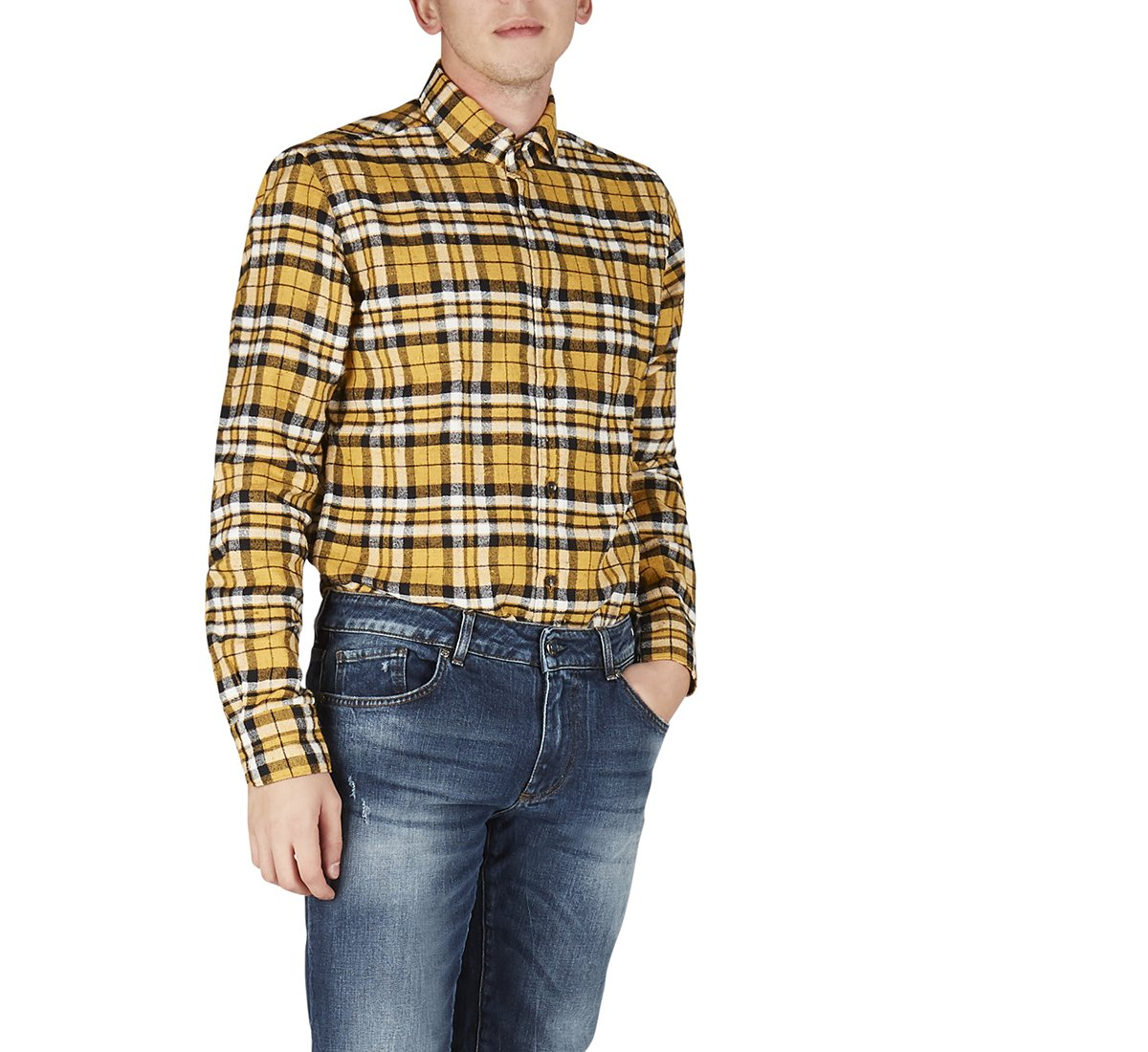 Camicia in morbido cotone
