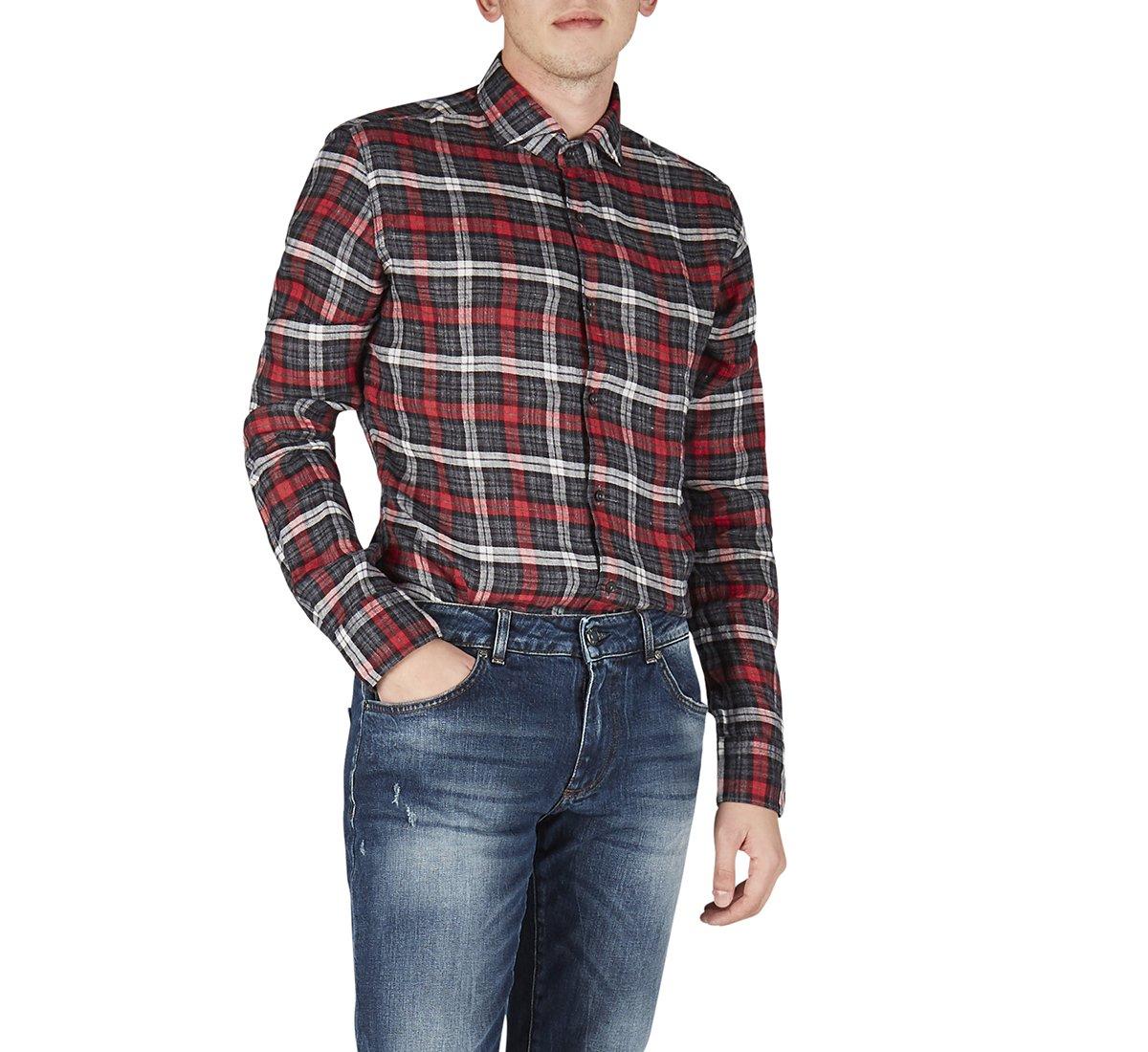 Camicia in morbido lino