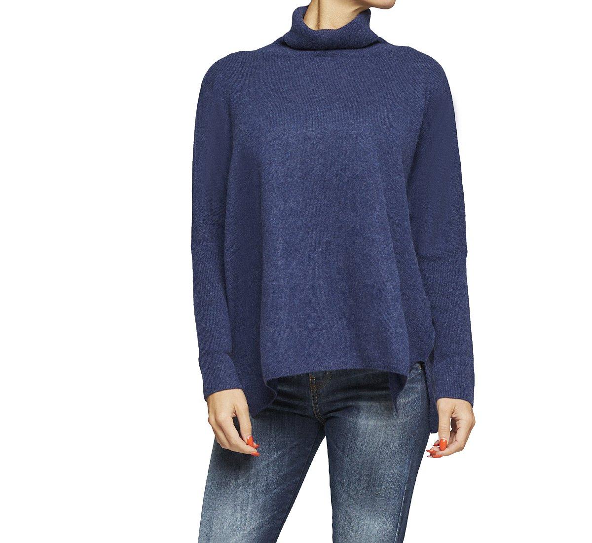 Sweater in fine, warm cashmere