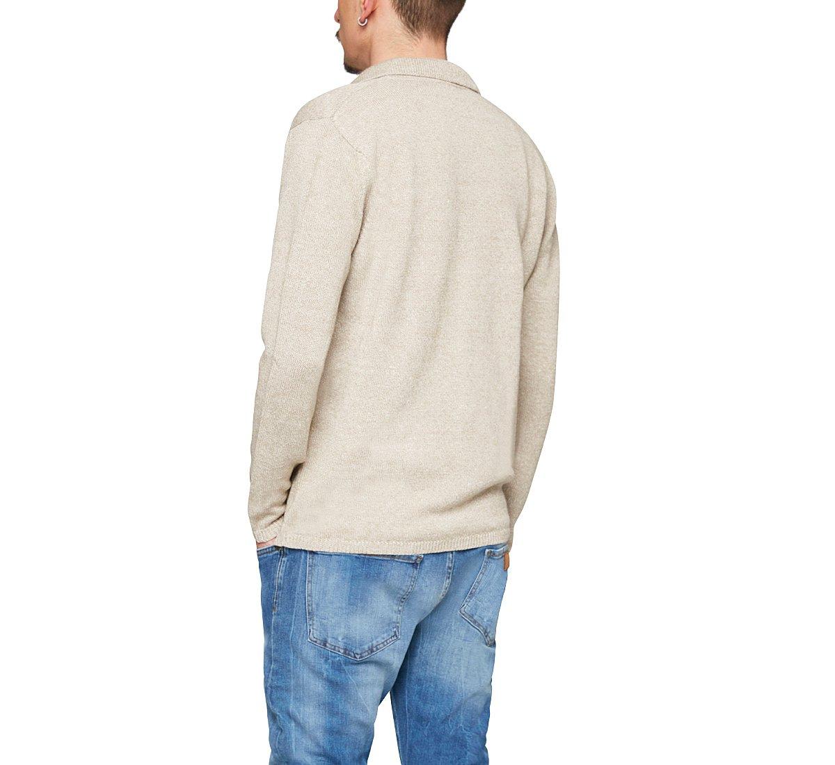 Cardigan in maglia