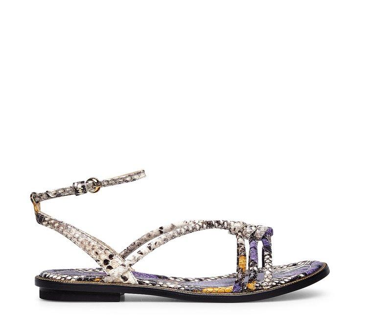 Calf sandal