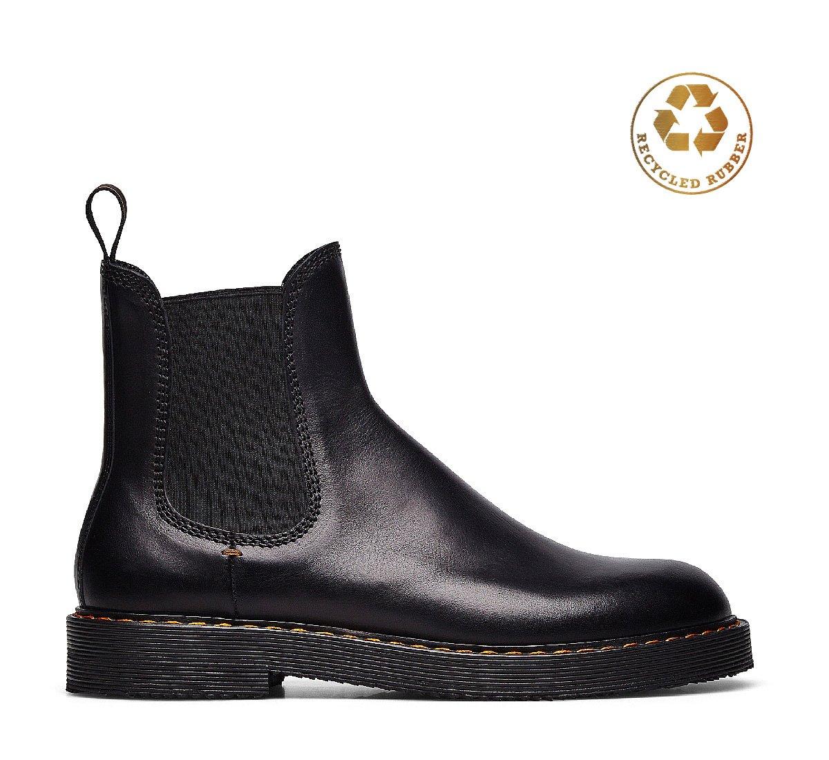 Barracuda calfskin Beatle boots