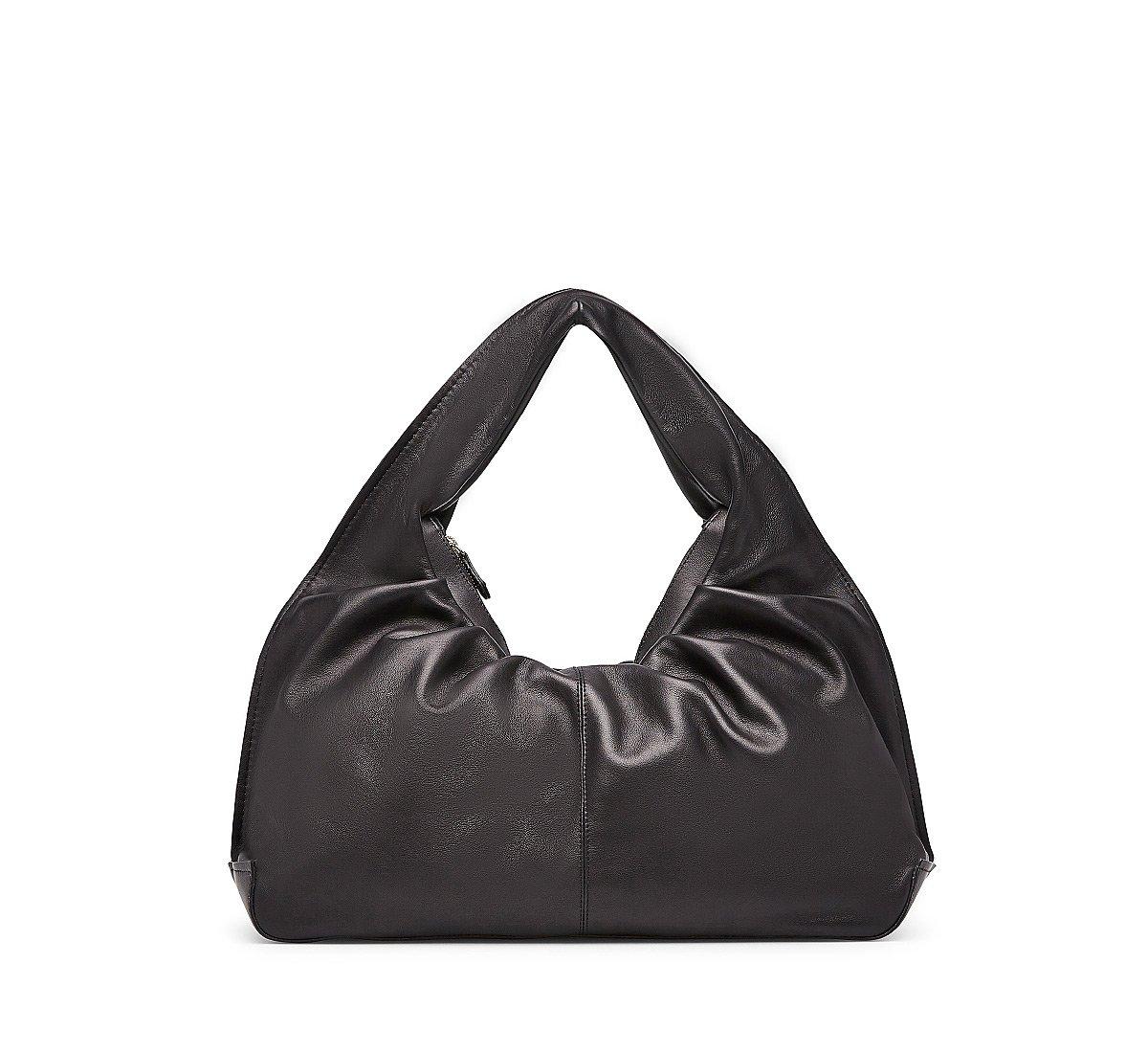 Soft leather bag
