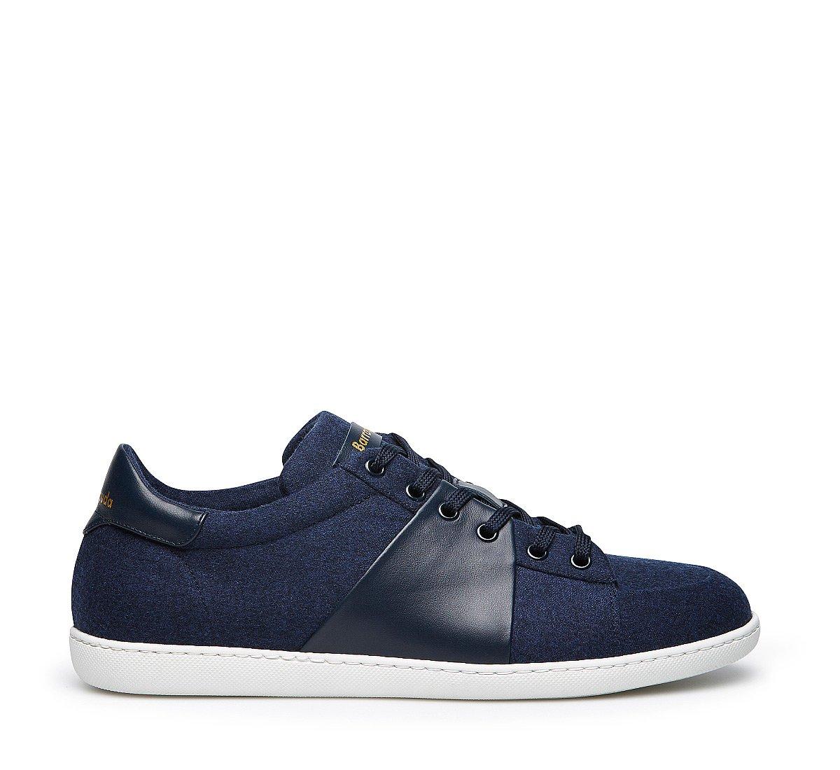 Nuova Sneaker in flanella Reda