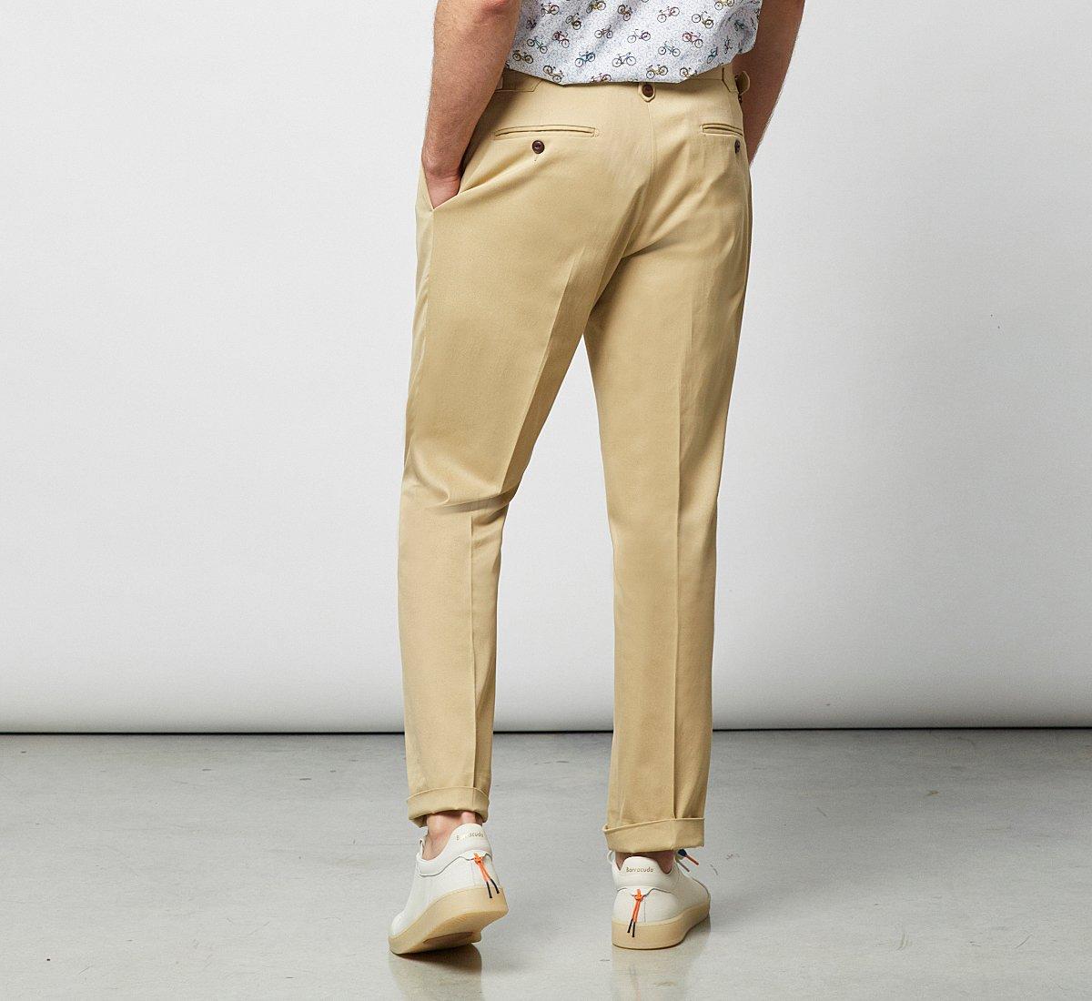 Linen trousers