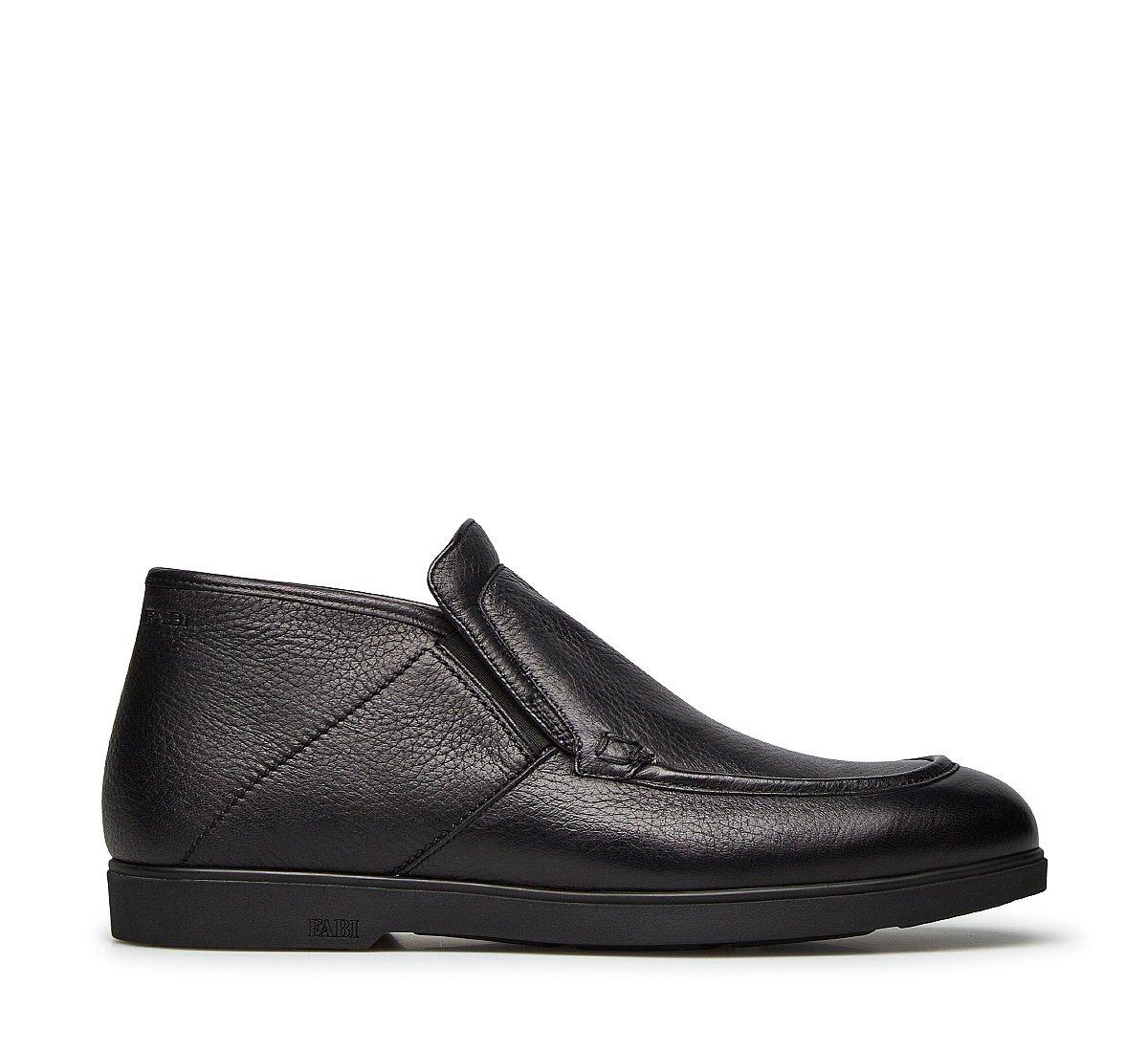 Fabi Flex ankle boots in fine deerskin