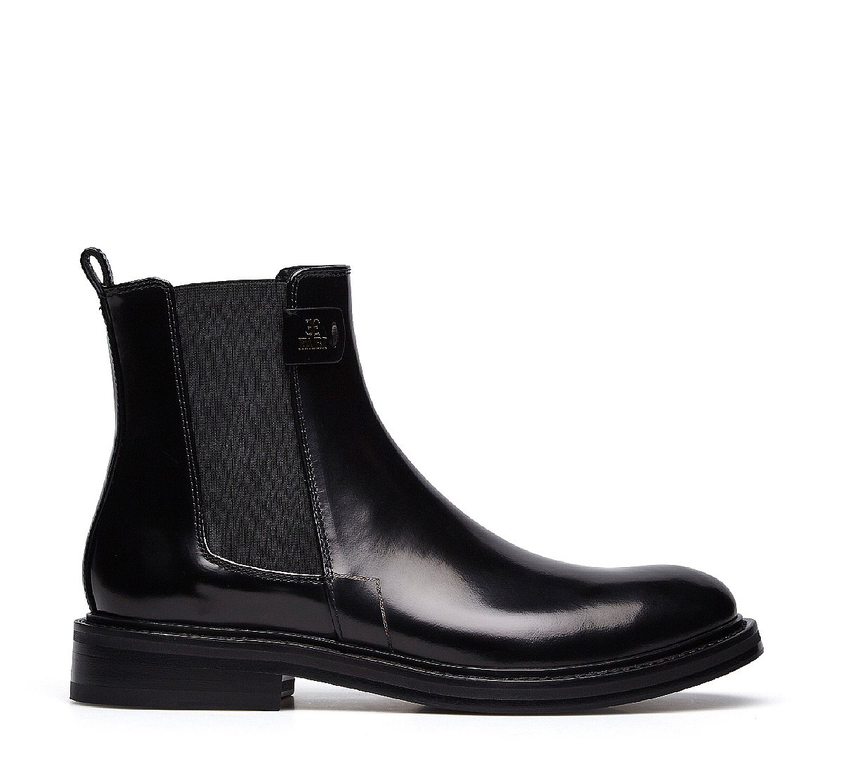 Classic Beatle boots in brushed calfskin