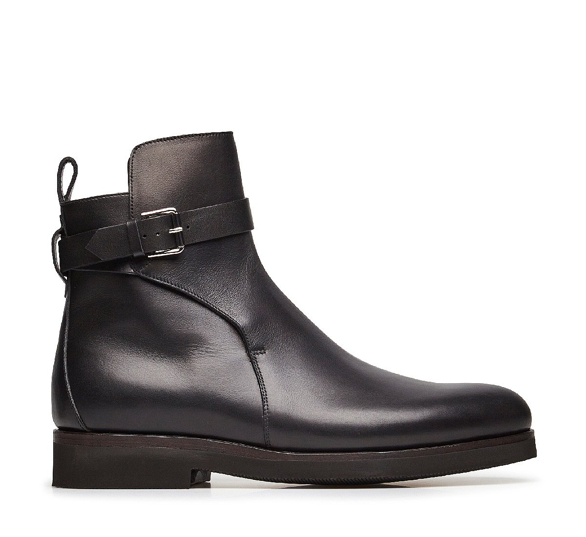 Online exclusive - Calfskin ankle boots
