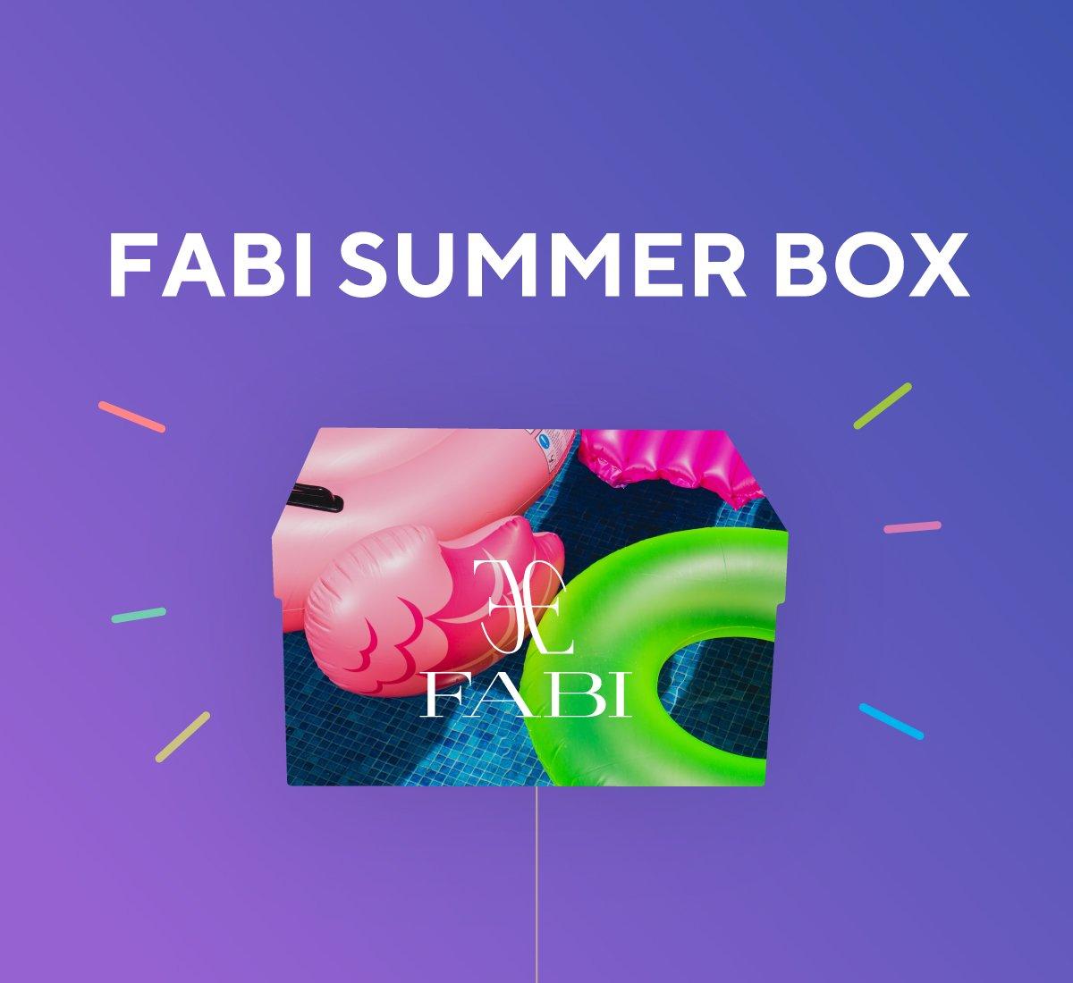 WOMAN FABI SUMMER BOX