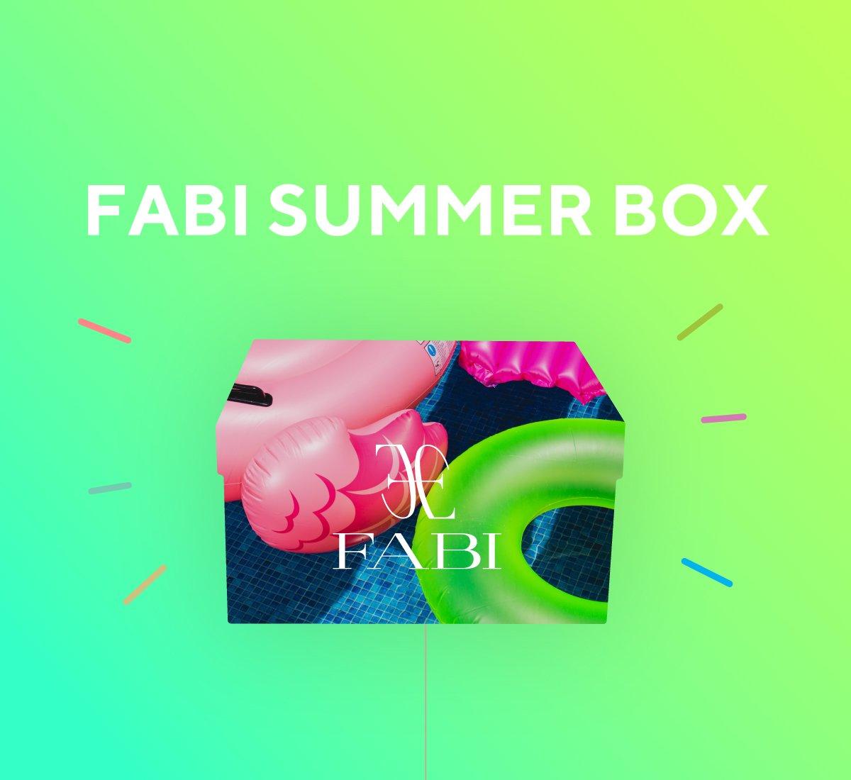 MAN FABI SUMMER BOX