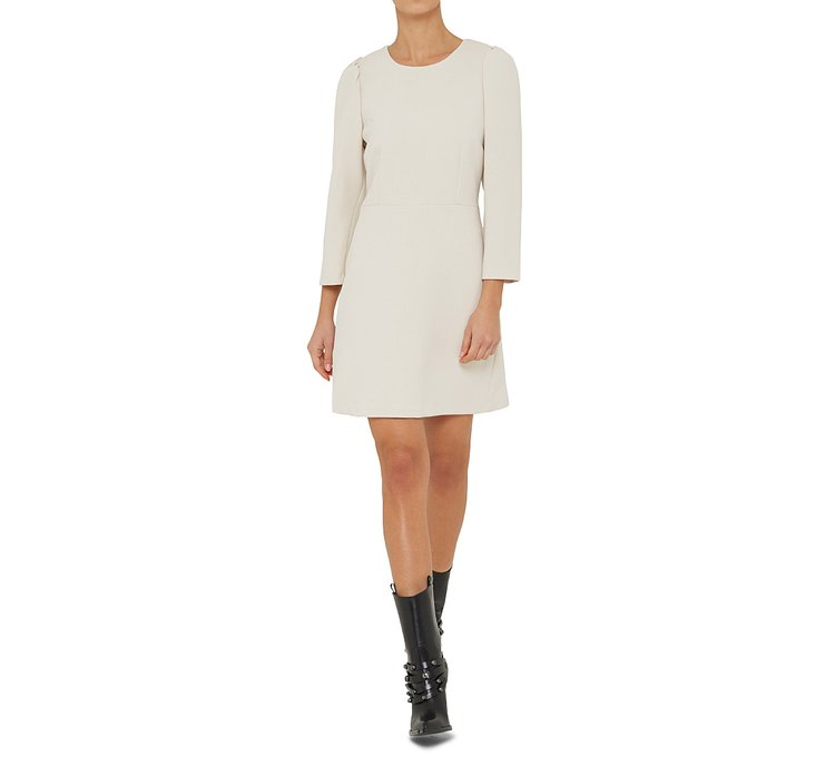 Long-sleeved dress